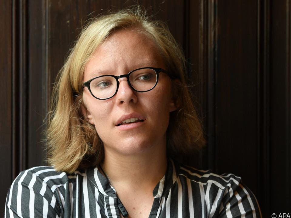 Raphaela Edelbauer kämpft als einzige Österreicherin um Bachmann-Preis
