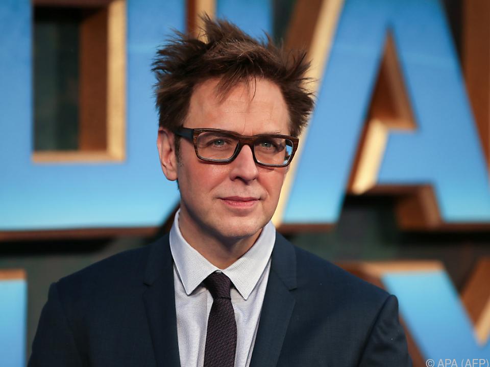 Regisseur James Gunn bereut seine Aussagen