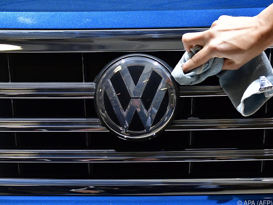 Rekordbilanz bei Volkswagen