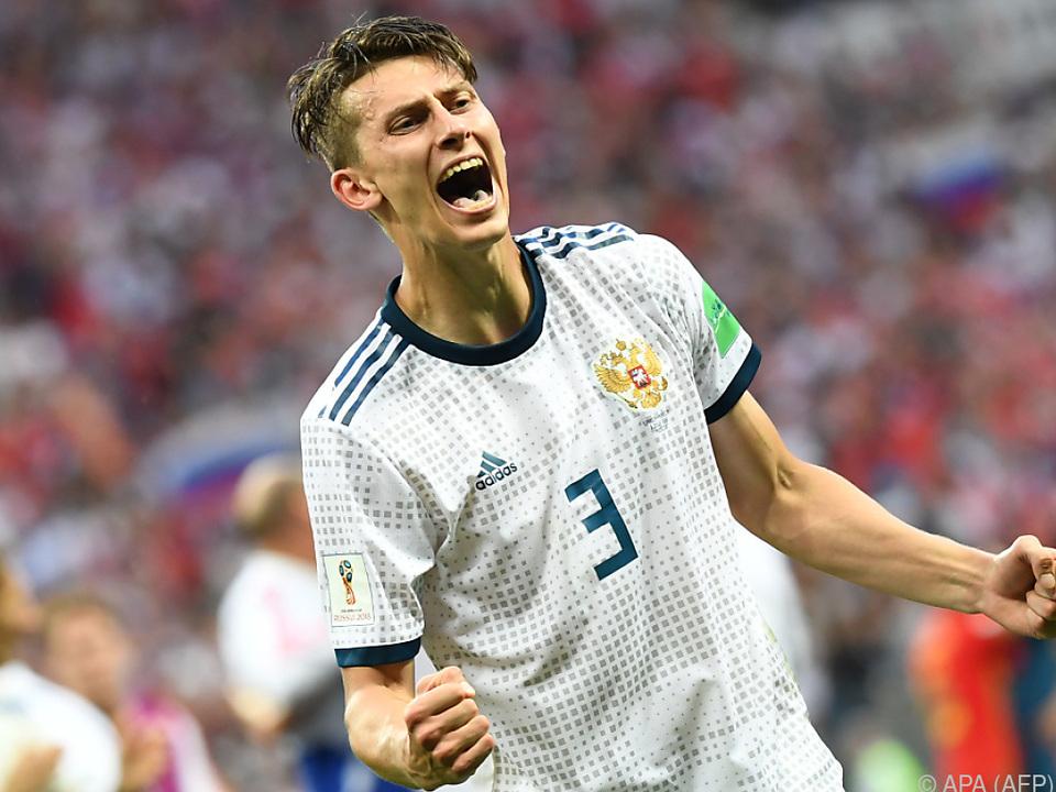 Russen als Außenseiter schon im Viertelfinale