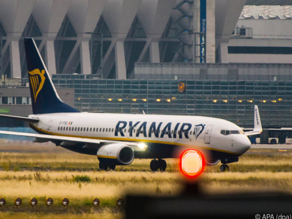Ryanair gab nicht bekannt, welche Flüge betroffen sein werden