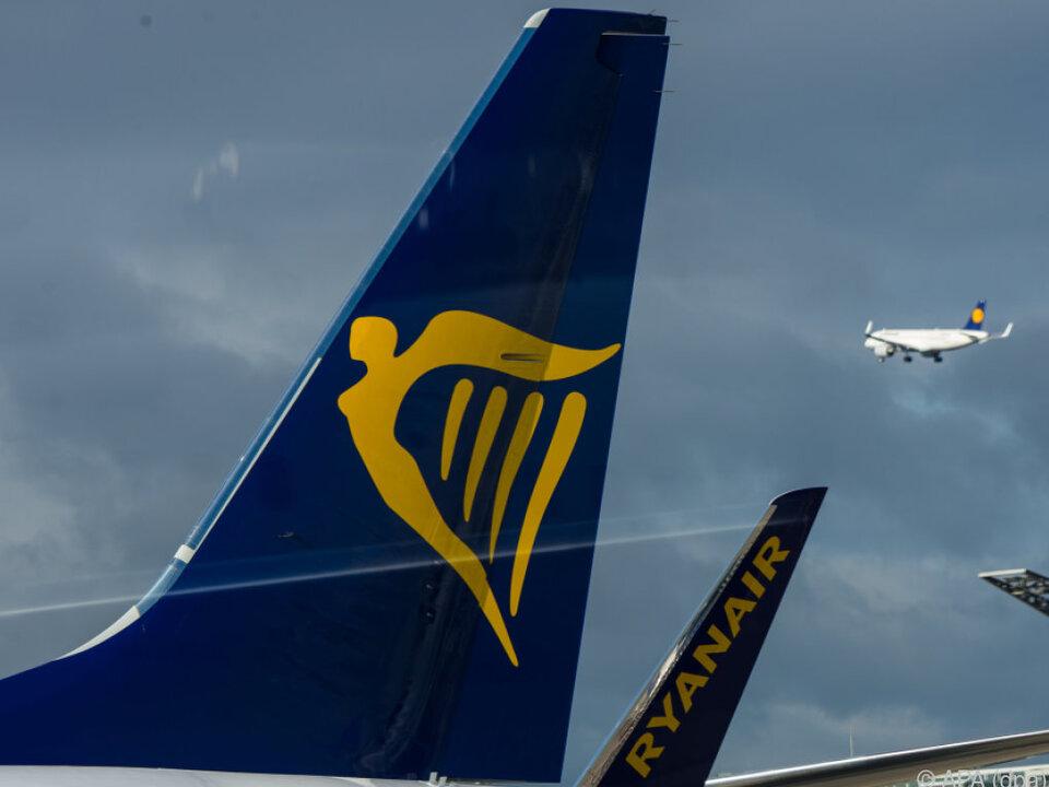Ryanair streikt mitten in der Urlaubszeit