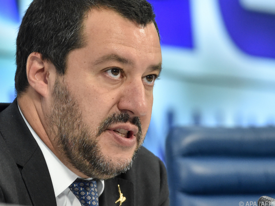 Salvini erhielt prompt eine Absage