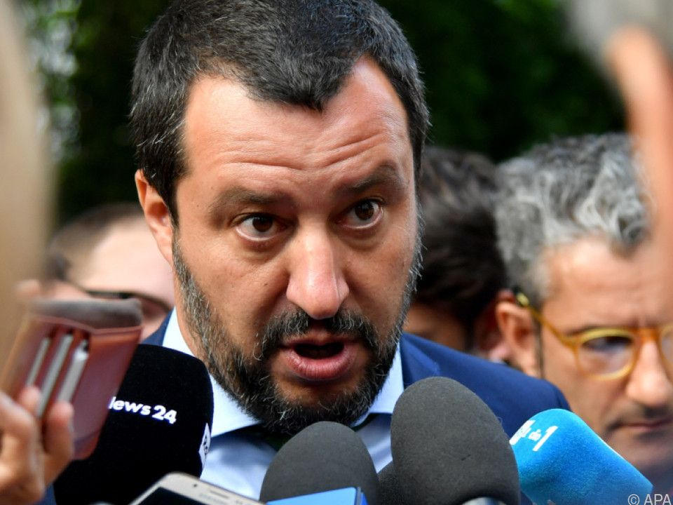 Salvini kritisierte Maltas Untätigkeit