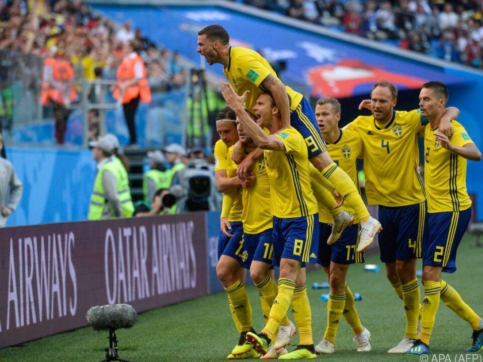 Schweden behielt in knapper Partie die Oberhand