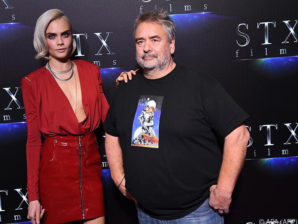 Schwere Vorwürfe gegen Luc Besson