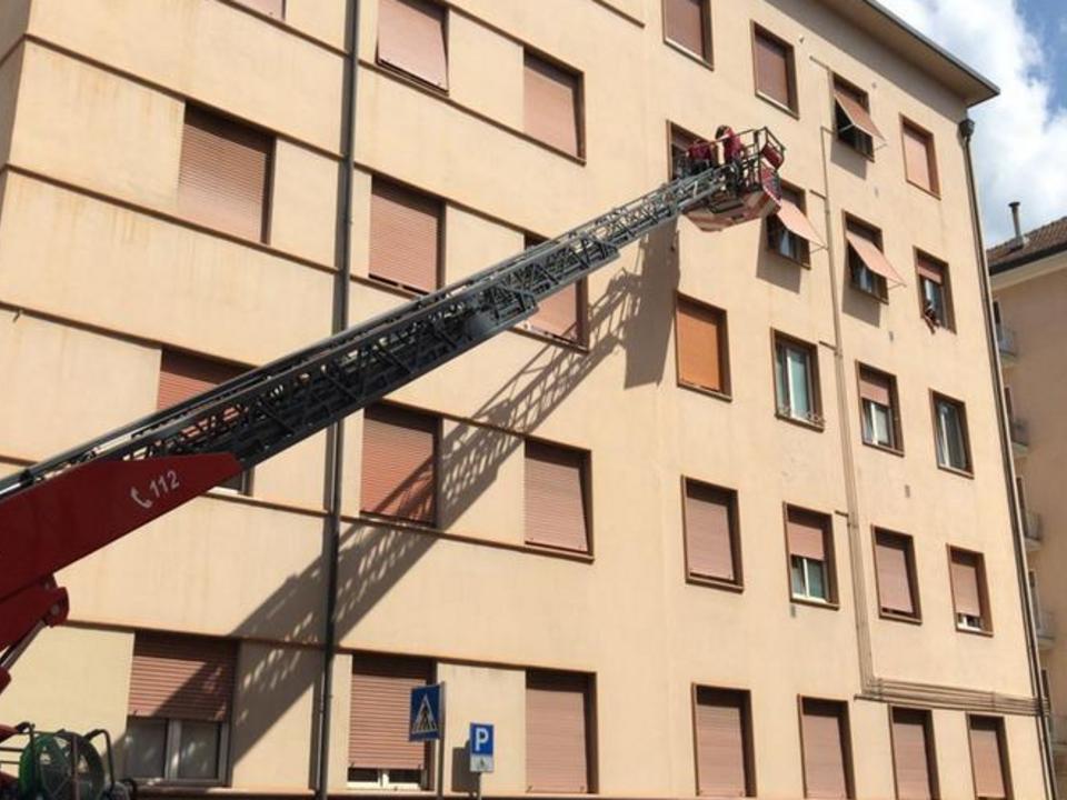 Feuerwehr Bozen
