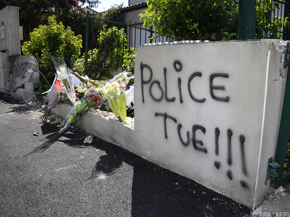 Spannungen in Nantes nach tödlichen Polizeischüssen