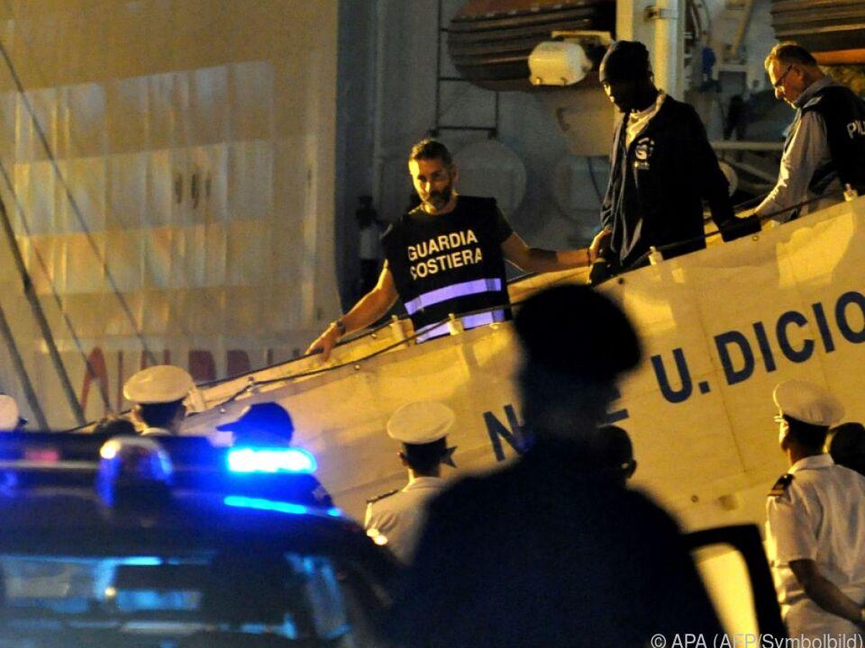Staatsanwaltschaft im sizilianischen Trapani nahm Ermittlungen auf
