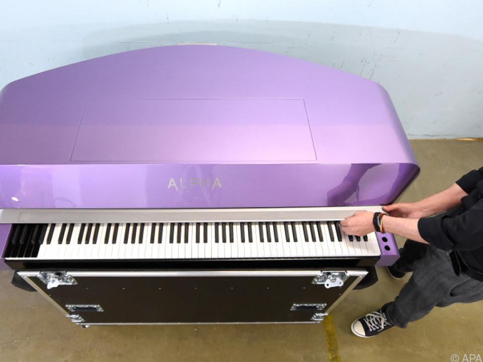 Prince bestellte das Piano vor seinem Tod