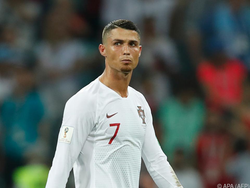 Stürmt Cristiano Ronaldo bald für die \