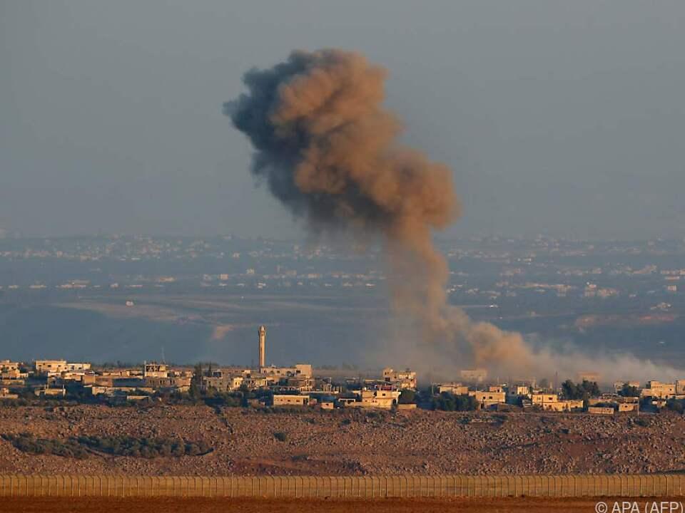 Syriens Armee übernahm den Ort Qunaitra nahe der Golanhöhen
