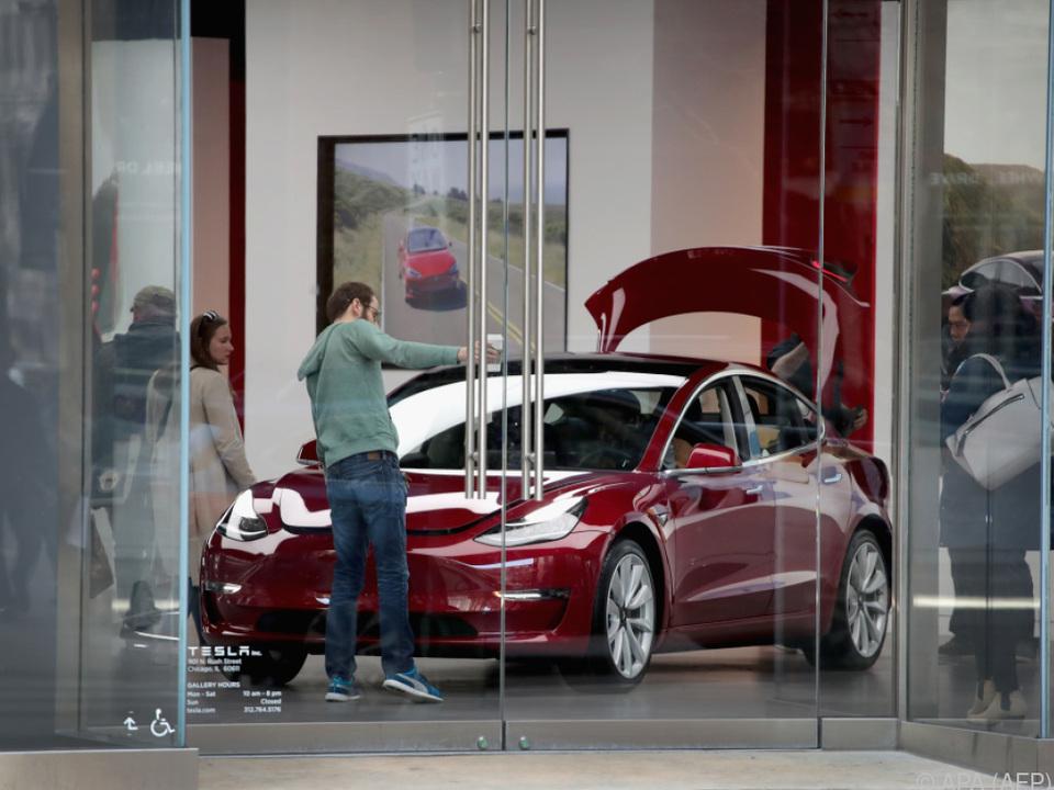 Tesla will mit der Serienproduktion ein profitabler Hersteller werden