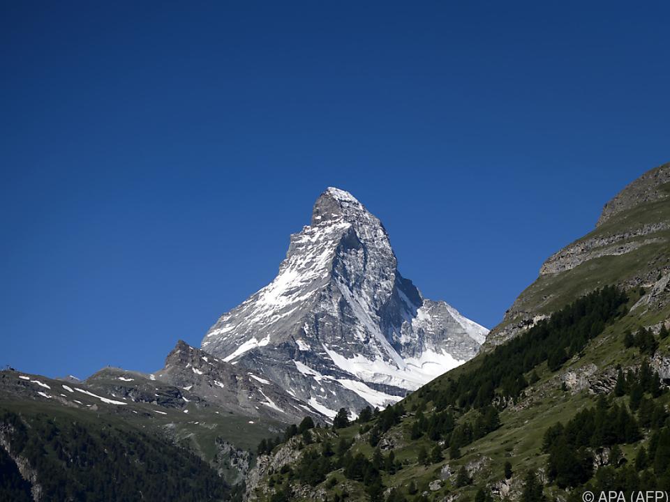 Tödlicher Alpinunfall am Matterhorn