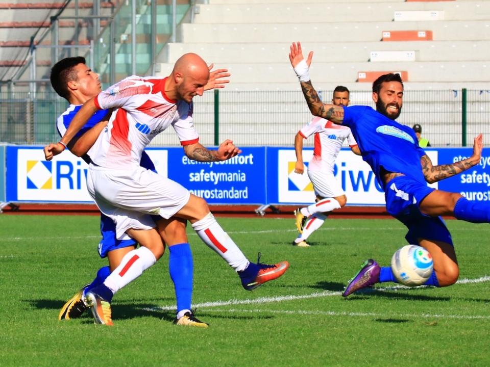 Tommaso Morosini al tiro