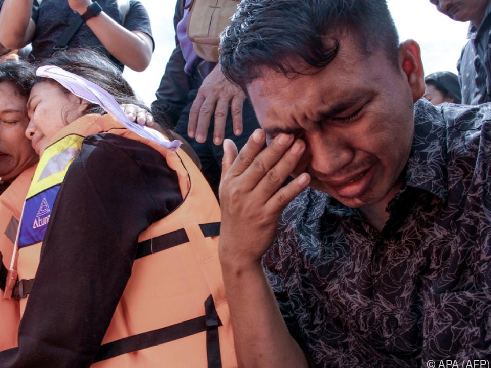 Tragischer Zwischenfall vor der Insel Sulawesi