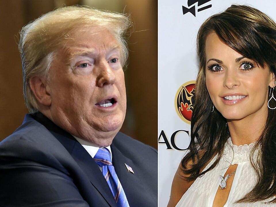 Trump will nichts von Zahlungen an McDougal wissen