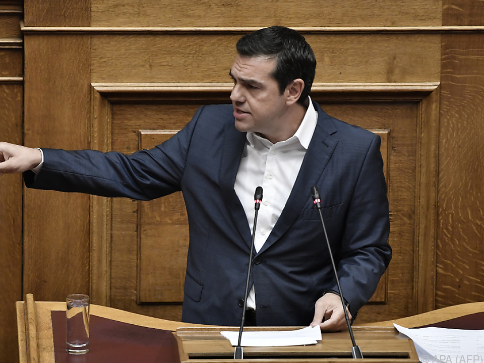 Tsipras will einen Schlussstrich ziehen