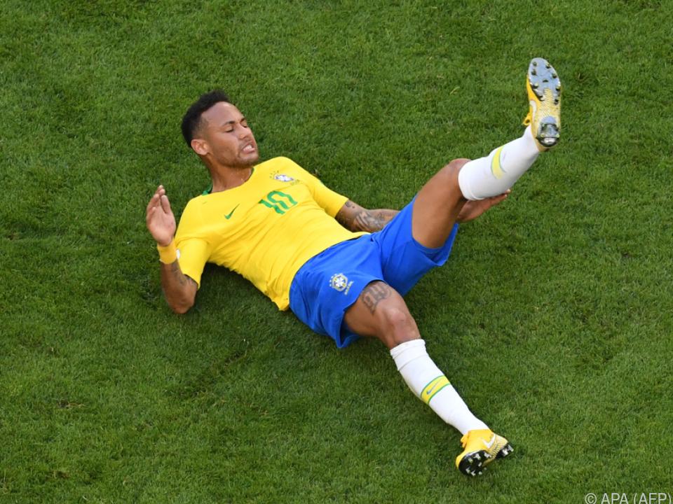 Über einen Wechsel von Neymar wird schon länger spekuliert