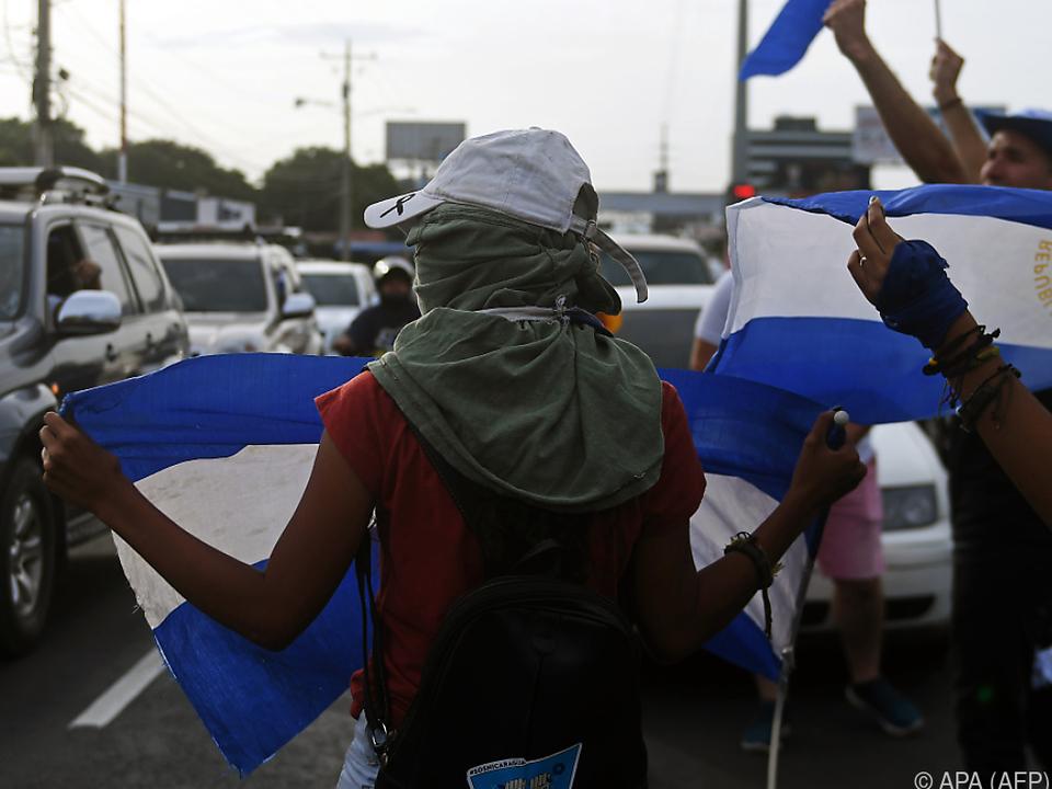 Unruhen in Nicaragua forderten bisher 300 Menschenleben