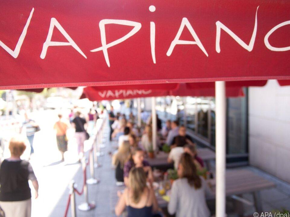 Vapiano hat bereits mehr als 300 Filialen