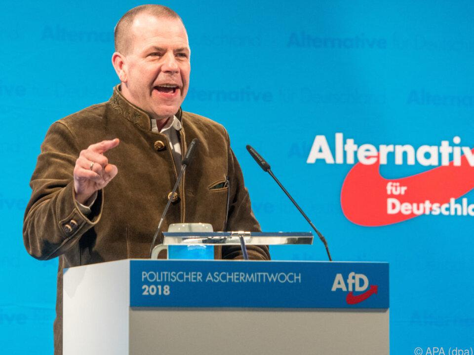 Vilimsky kann sich auch die AfD in einer rechten EU-Allianz vorstellen