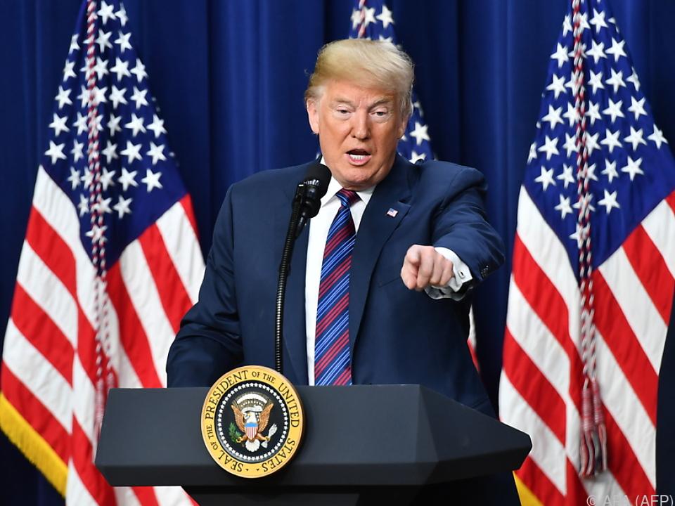 WTO-Austritt der USA wird von Trump aber dementiert