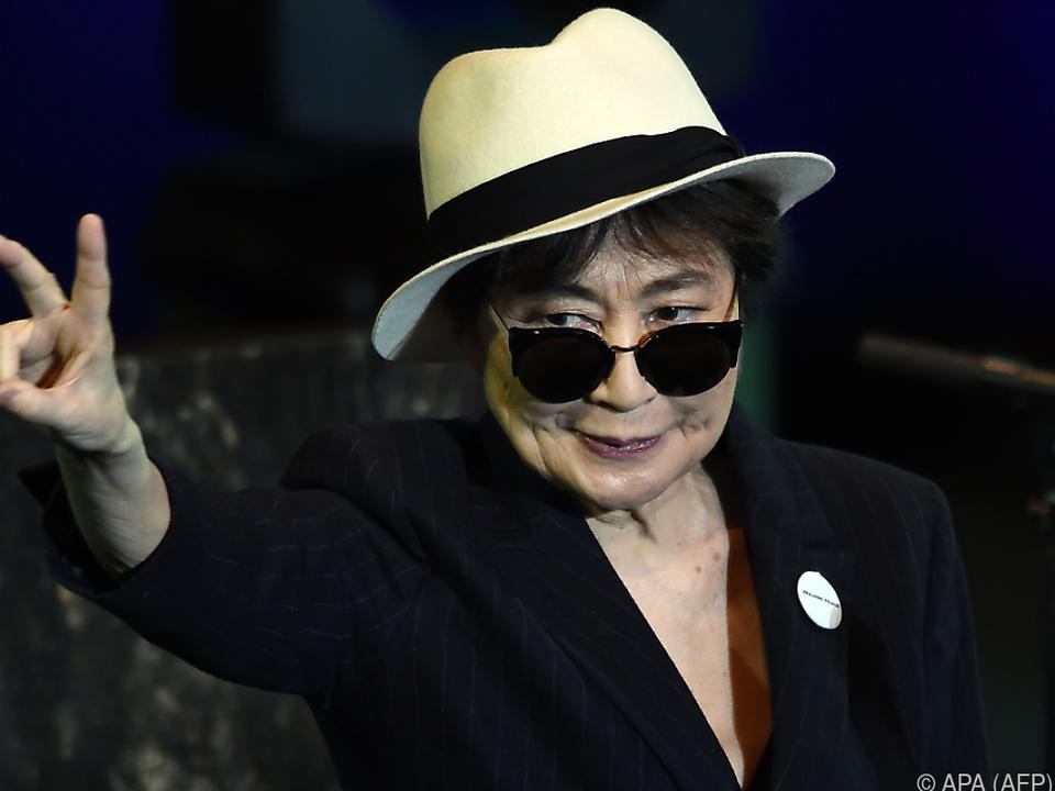 Yoko Ono: \