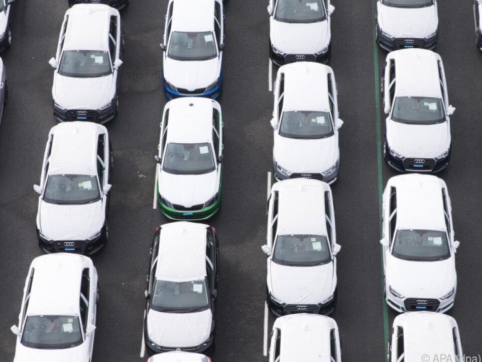 Zahlreiche Automarken sind betroffen