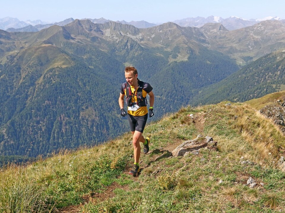 Skymarathon, Bergmarathon