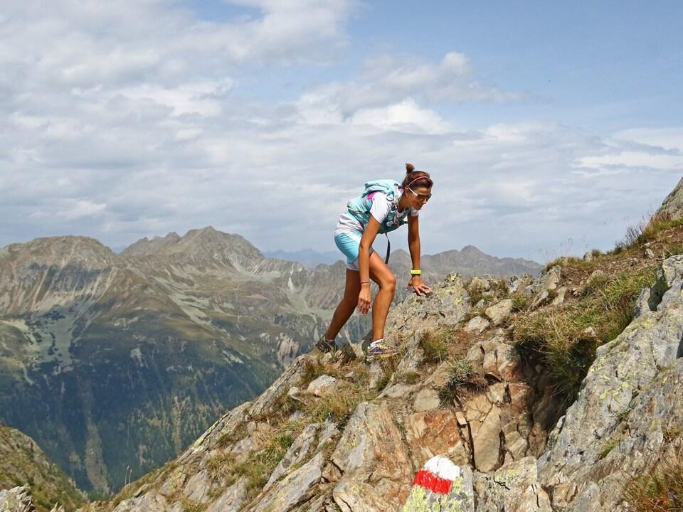 Maddalene Sky Marathon, Frau