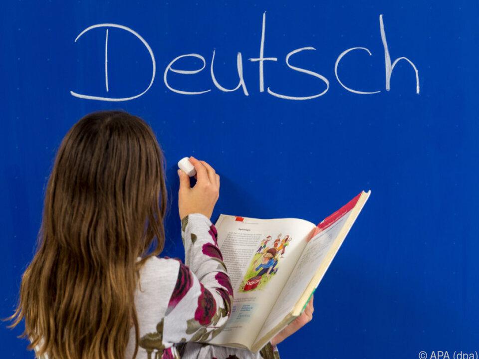 2018/19 ist noch ein Übergangsjahr für die Deutschförderklassen