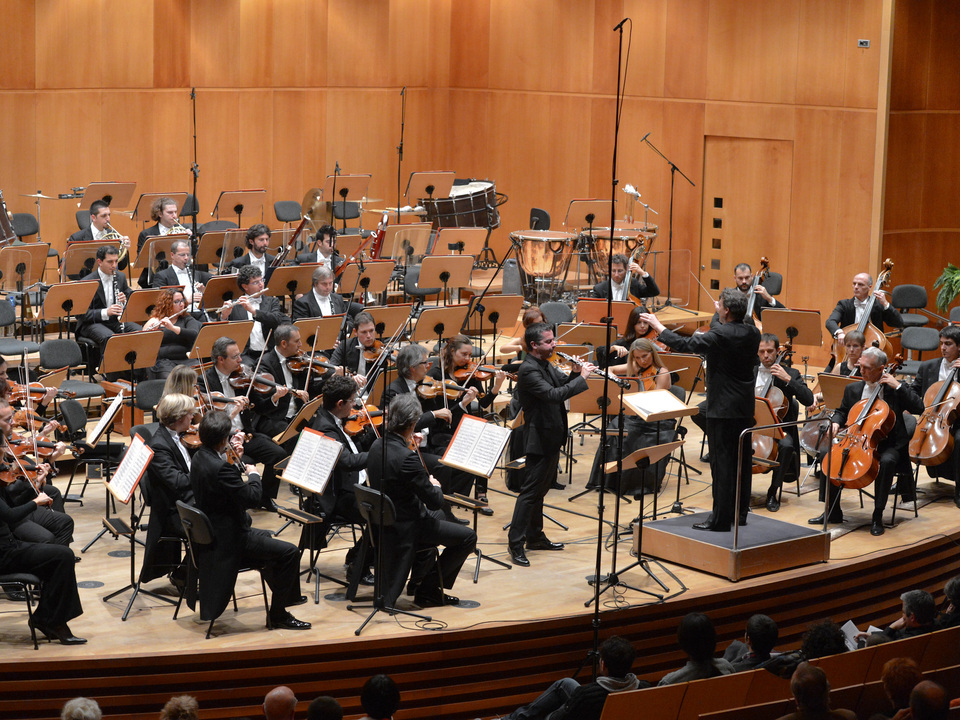 Haydn-Orchester von Bozen und Trient