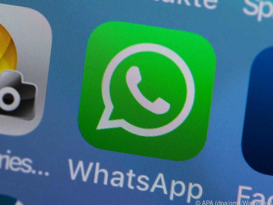 Änderung bei WhatsApp-Regeln