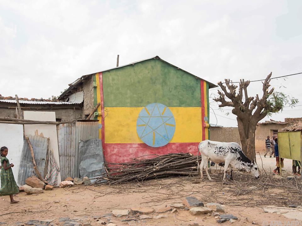 Äthiopien ist noch immer eines der ärmsten Länder der Welt