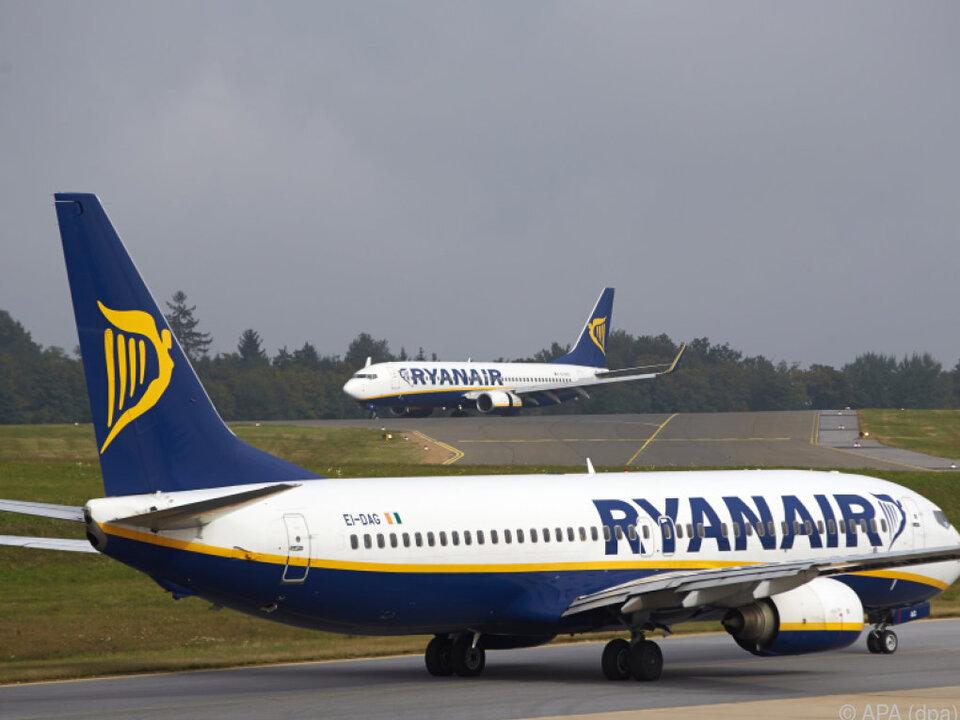 Allein in Deutschland wurden 250 Flüge gestrichen