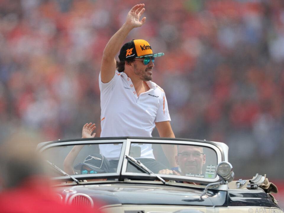 Alonso soll sich weiter für die Formel 1 engagieren