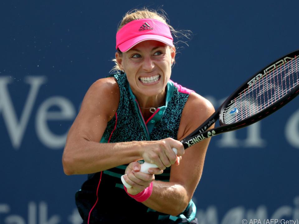 Angelique Kerber verlor getgen Madison Keys