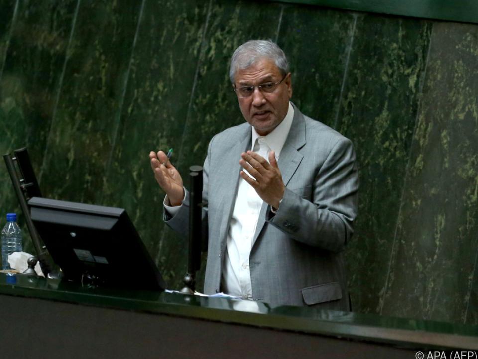 Arbeitsminister Ali Rabiei wurde vom iranischen Parlament abgesetzt