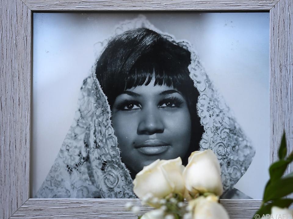 Aretha Franklin wird am 31. August beigesetzt