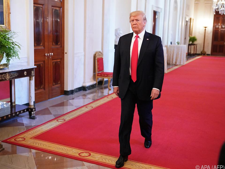 Auf Trump könnten juristische Schwierigkeiten zukommen