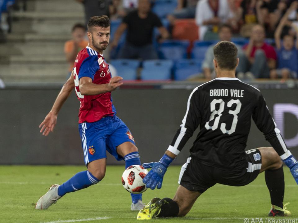 Bayel drehte Rückstand noch in Sieg um