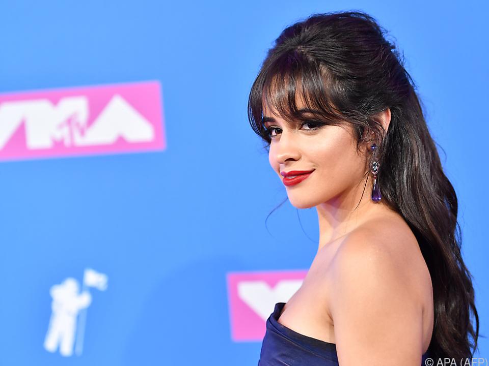 Camila Cabello räumte kräftig ab
