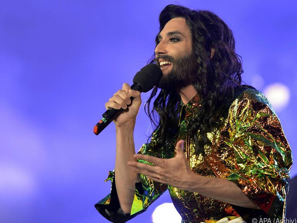 Conchita gewann 2014 den Eurovision Song Contest