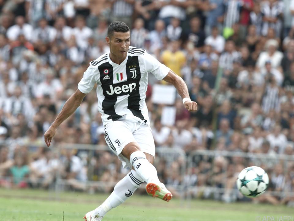 Cristiano Ronaldo will die Vereinsgeschichte prägen