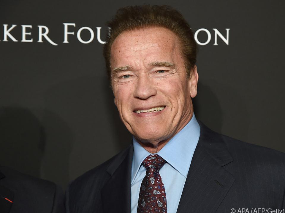 Schwarzenegger spielt ebenfalls in dem Film mit