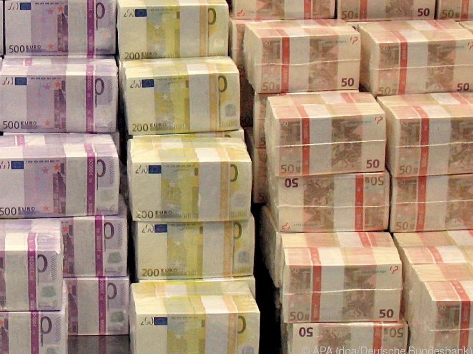 Das Flugzeug soll mit 300 Millionen Euro beladen werden