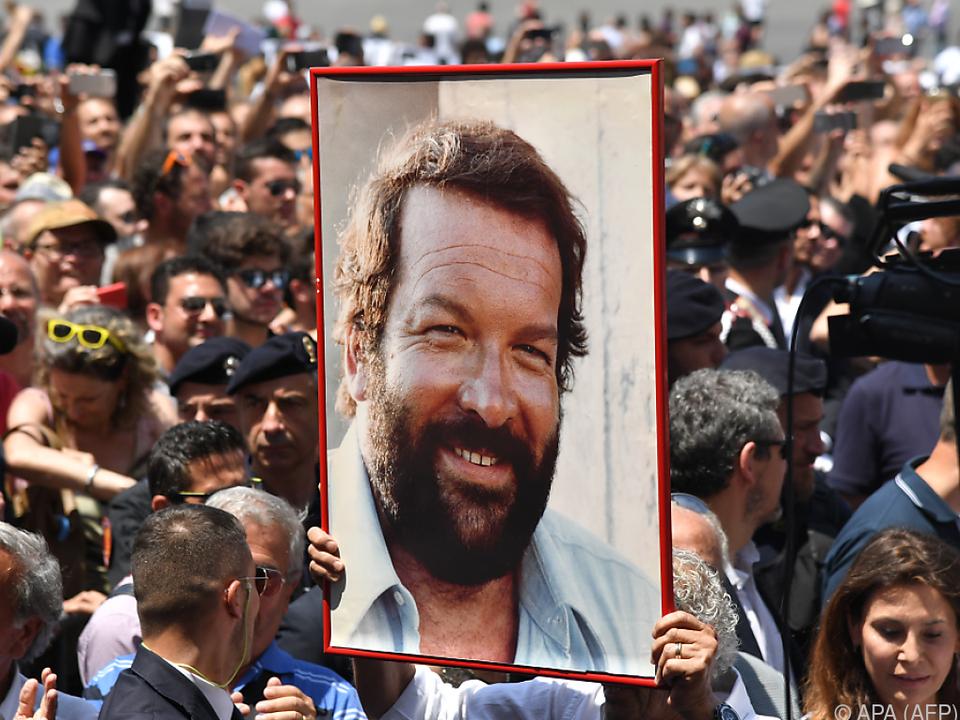 Das Leben der Film-Legende begann in Neapel