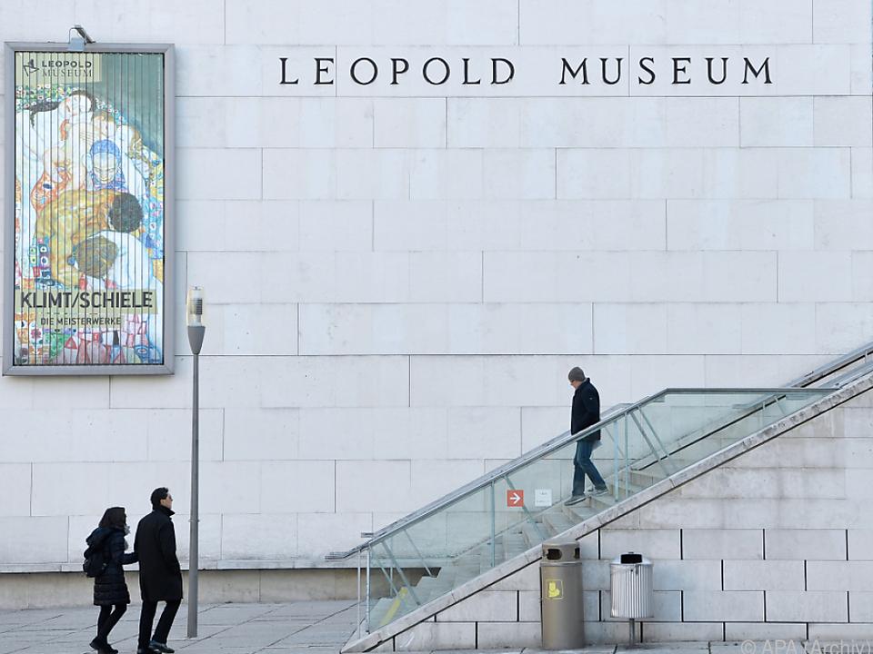 Das Leopold Museum eröffnet die zweite Fotoausstellung diesen Sommer