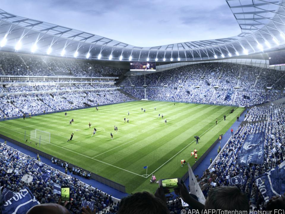 Das neue Stadion soll so ausschauen